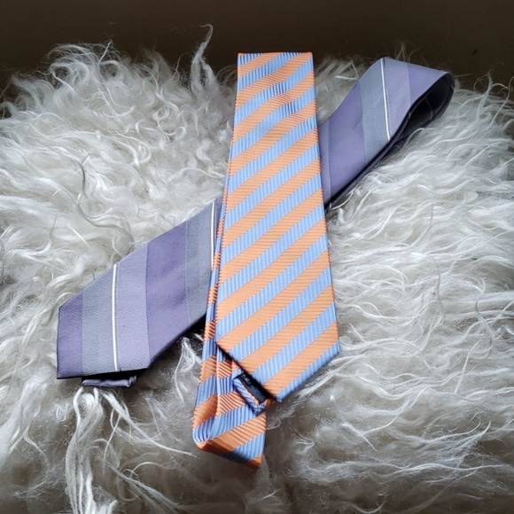 Calvin Klein Other - Lot of 2 Mens Ties